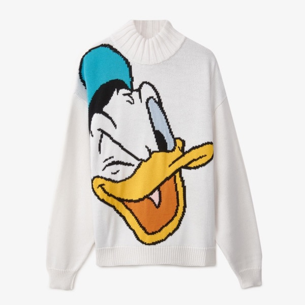 Gcds Donald Kitted Sweater