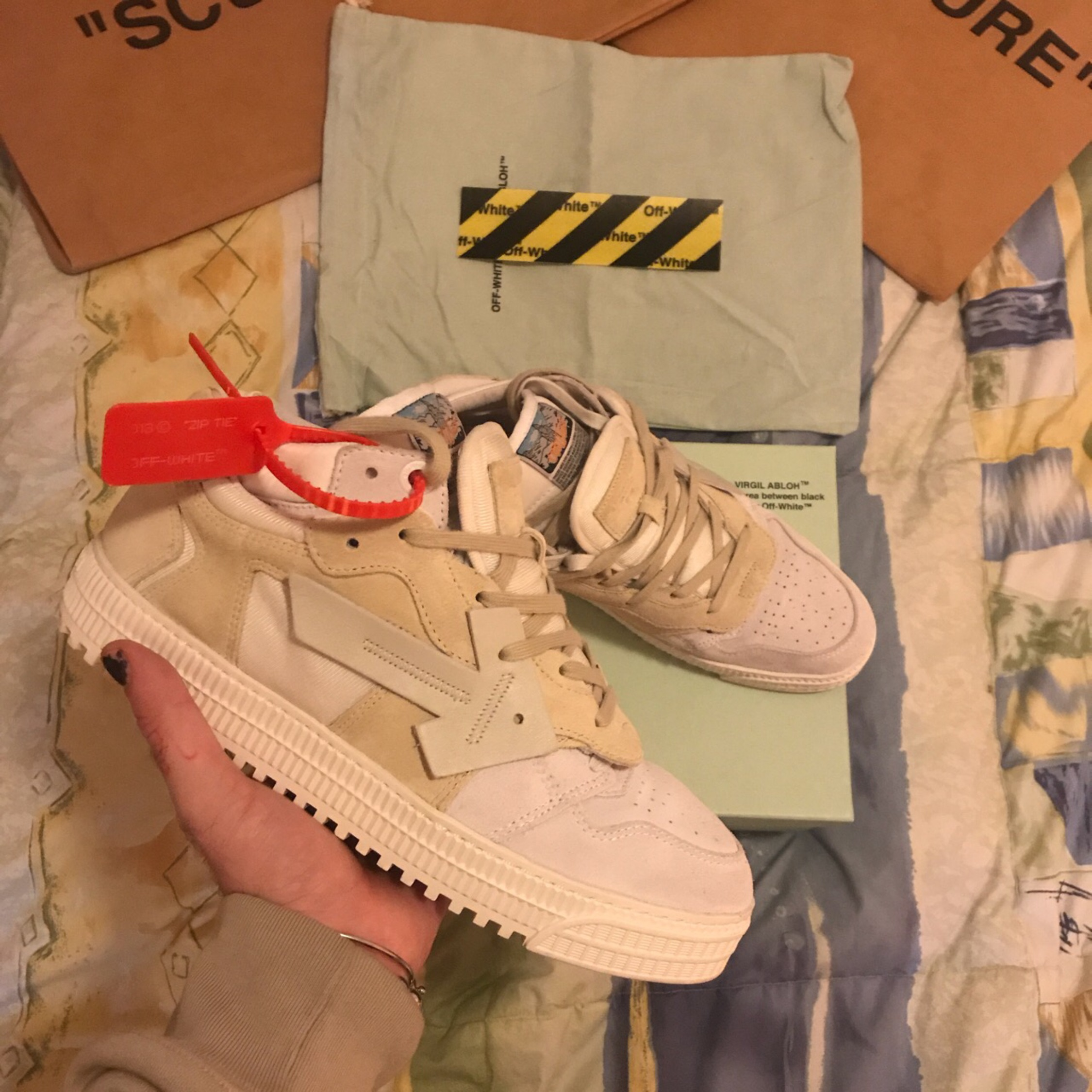 Off-White Offcourt Low