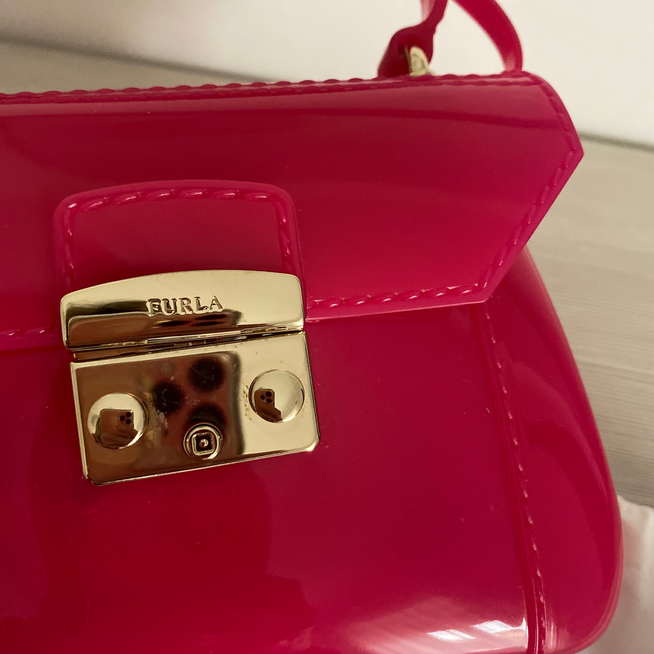Small Bag Pink Girls Furla