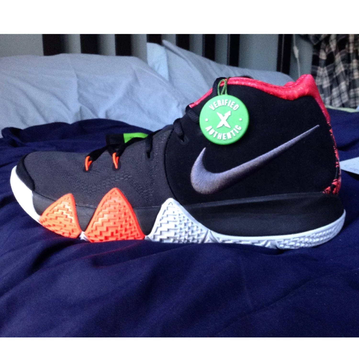 timeless design 6e52e 0c3fd Kyrie 4 42 For The Ages Size 11 Deadstock