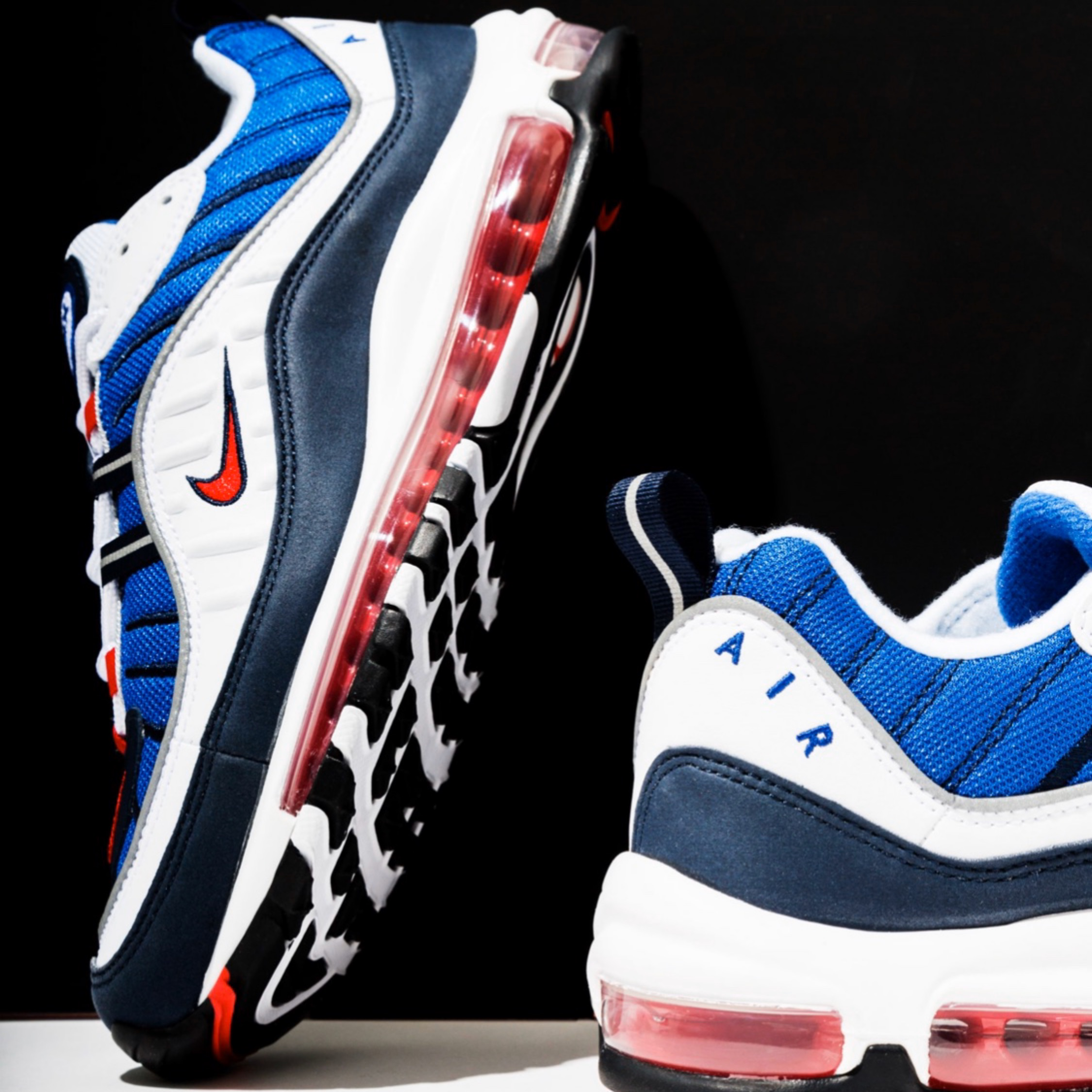 partido Republicano Notable Quejar  Nike Air Max 98 Gundam 2018