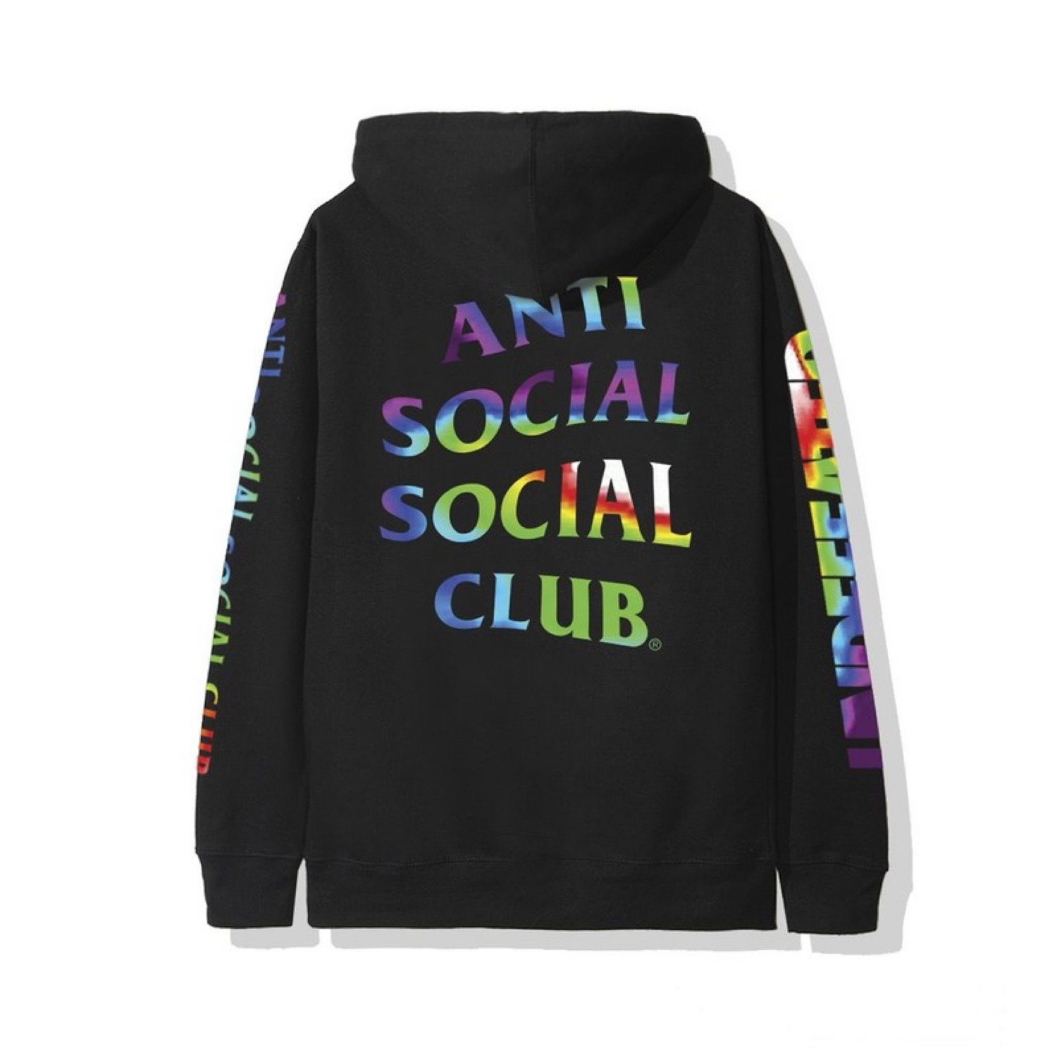 Ds Assc X Undefeated Hot In Here Black Hoodie