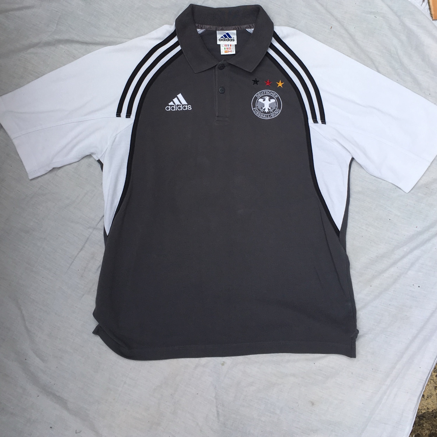 adidas football polo shirts