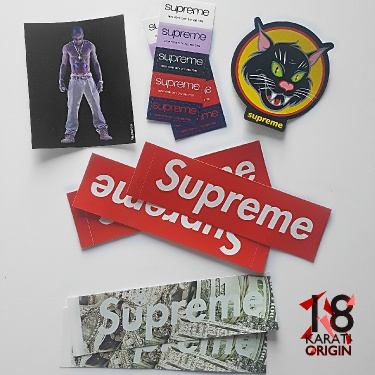 Supreme - Stickers Pack Or Each SS 2020