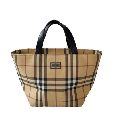 Vintage Burberry Bag Handbag - Nova Check