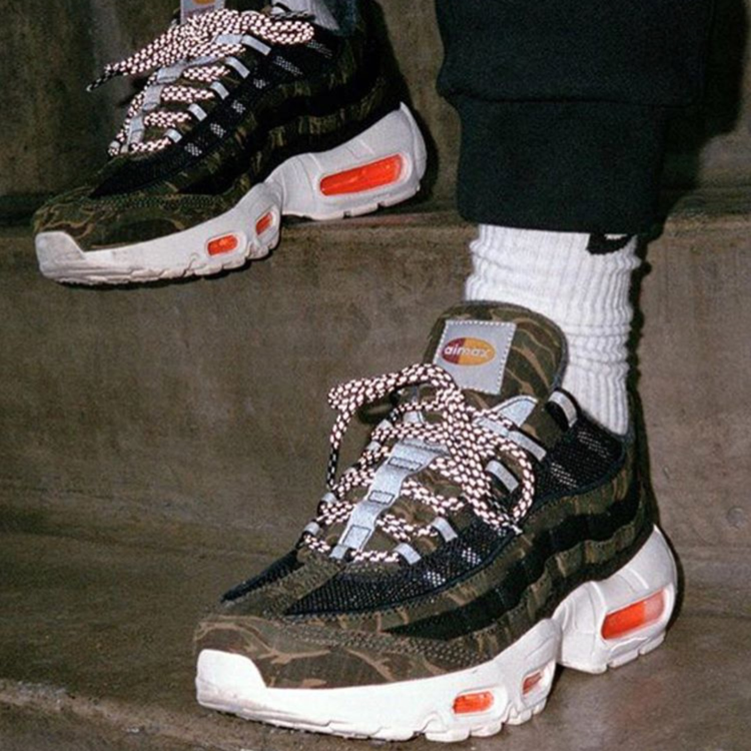 brand new 48d6c 48639 Nike X Carhartt Wip Air Max 95 Uk 9.5 Us 10.5