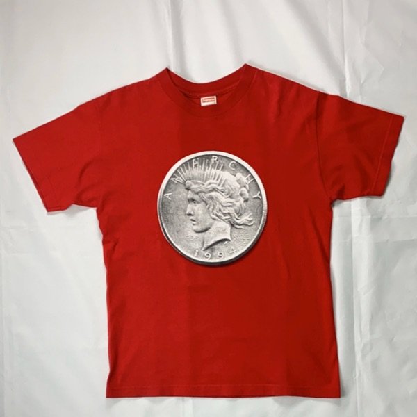 Supreme Anarchy Coin Tee 2012