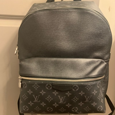 Louis Vuitton Taigarama Discovery Backpack