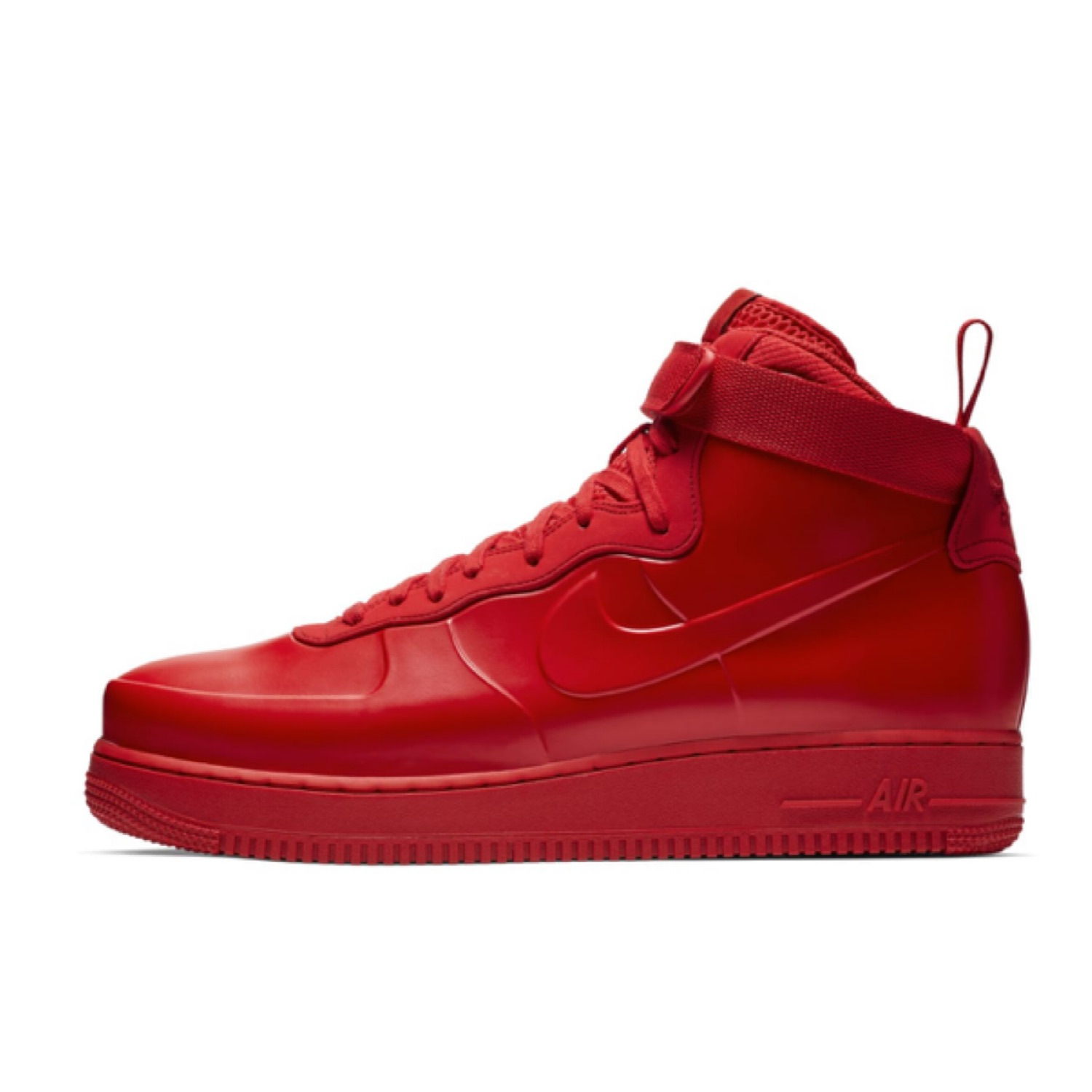high top red air force ones - 56% OFF