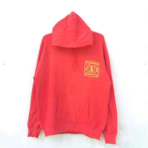 Vintage Hoodie Made In Usa