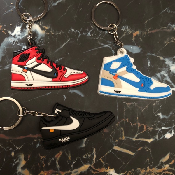 Private Listing - 3X Keychain