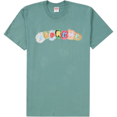 Supreme Pillows Tee Dusty Teal Xl