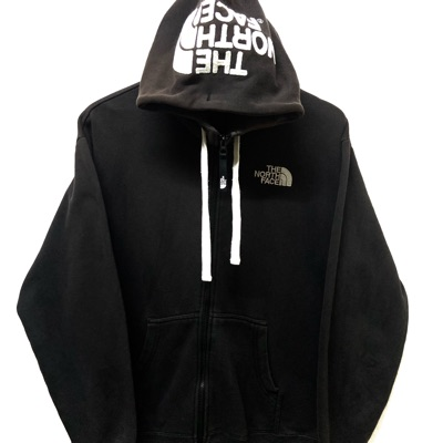 The North Face Big Logo Embroidery With Hoodies