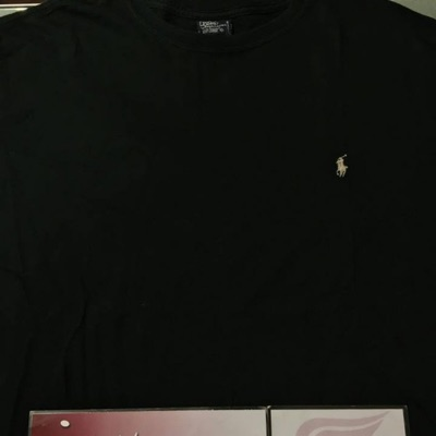 2006 Ralph Lauren Polo Tee Black