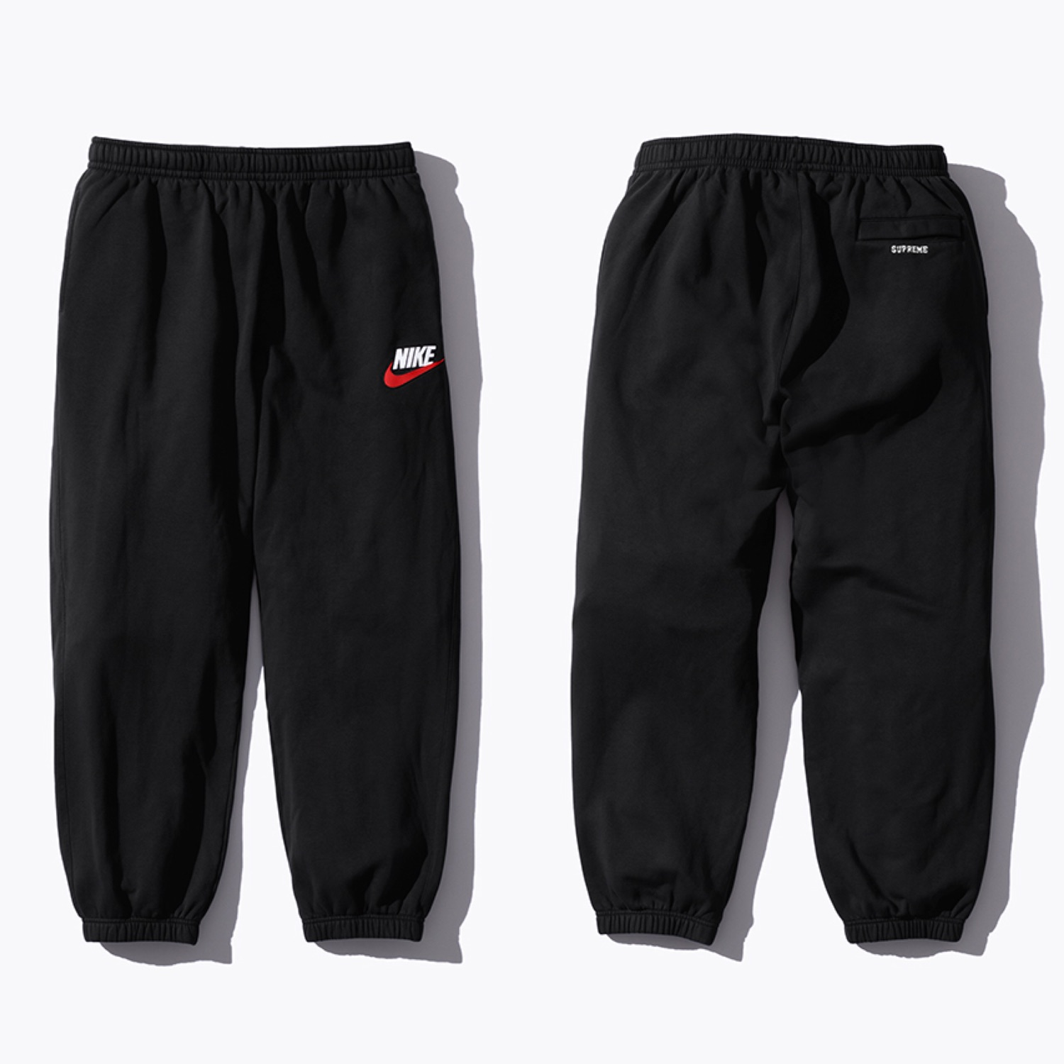 supreme x nike sweatpants