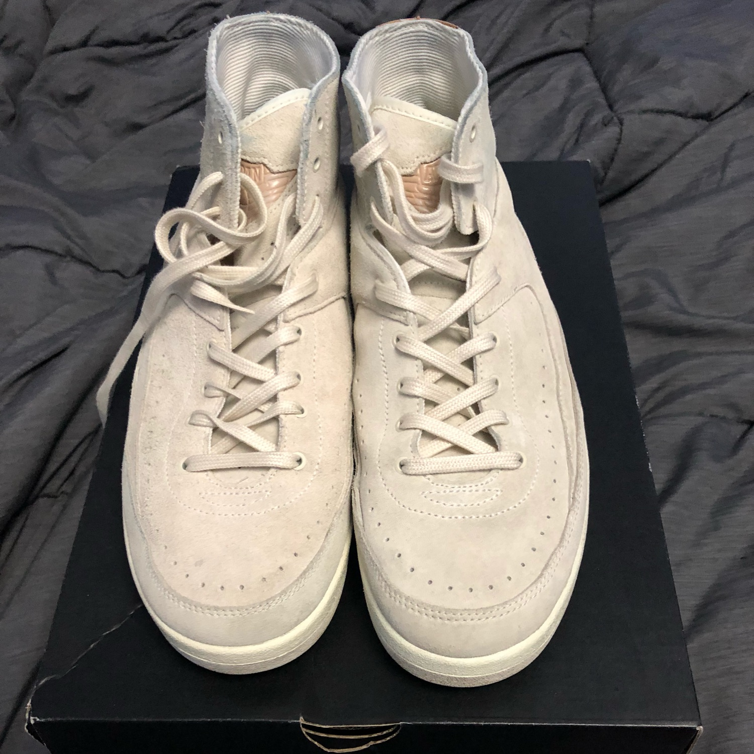 half off e4398 27bf3 Air Jordan 2 Retro Decon Sail
