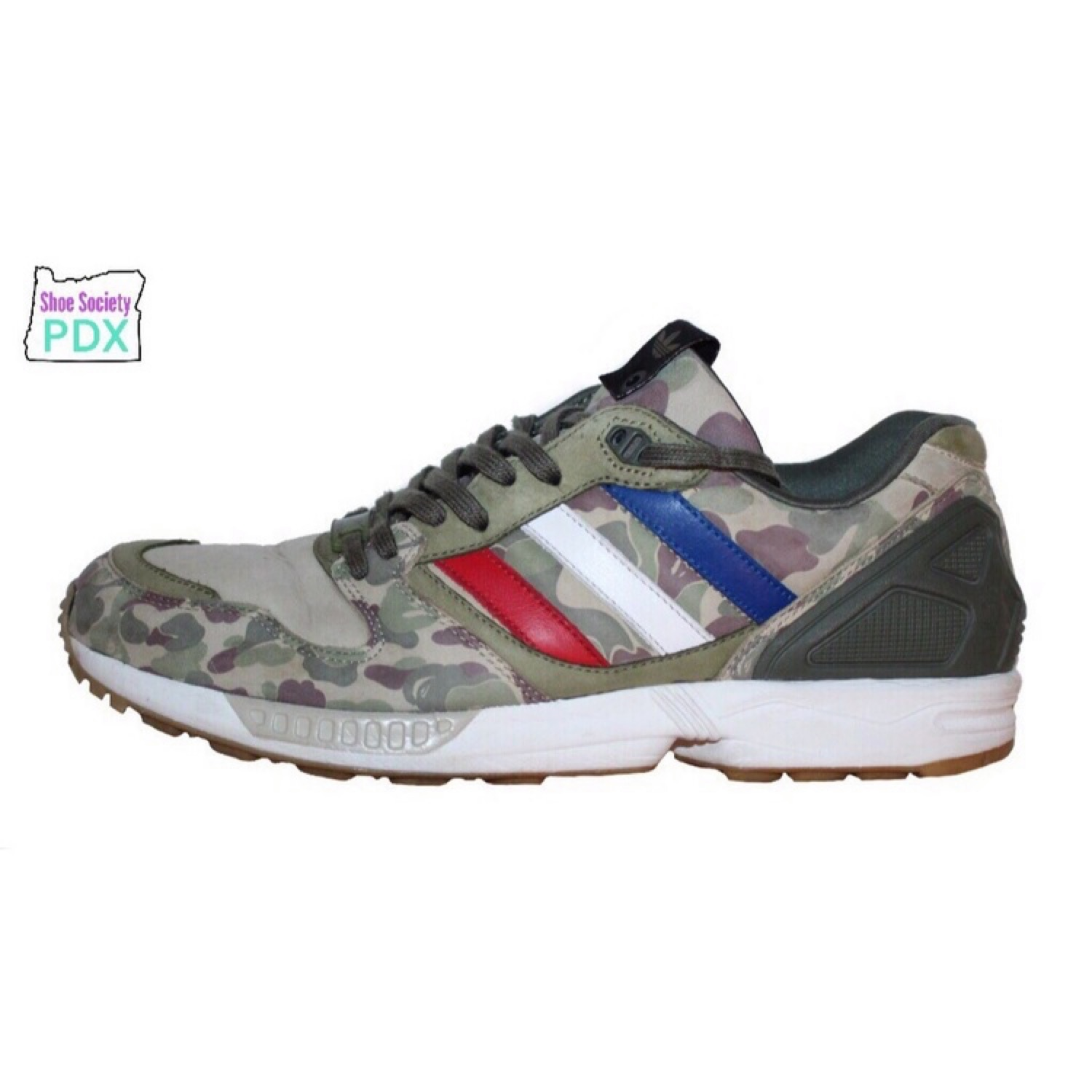 lowest price 214a8 f9d1f Bape X Undefeated X Adidas Zx 5000 Boost Camo
