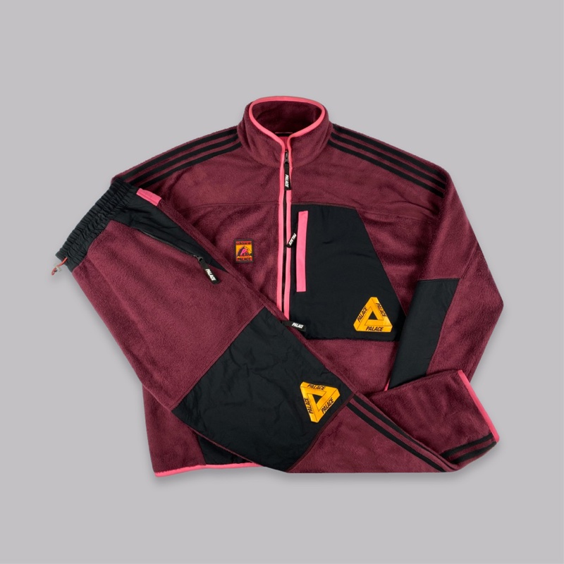 Palace Adidas Polar Track Top & Joggers Full Set