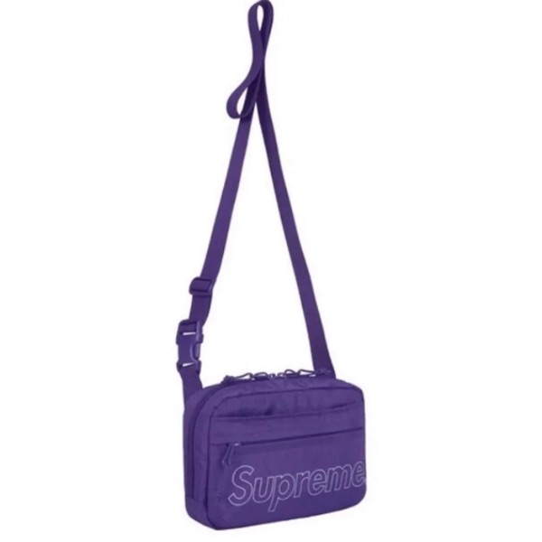 Fw 18 Supreme Shouldar Bag