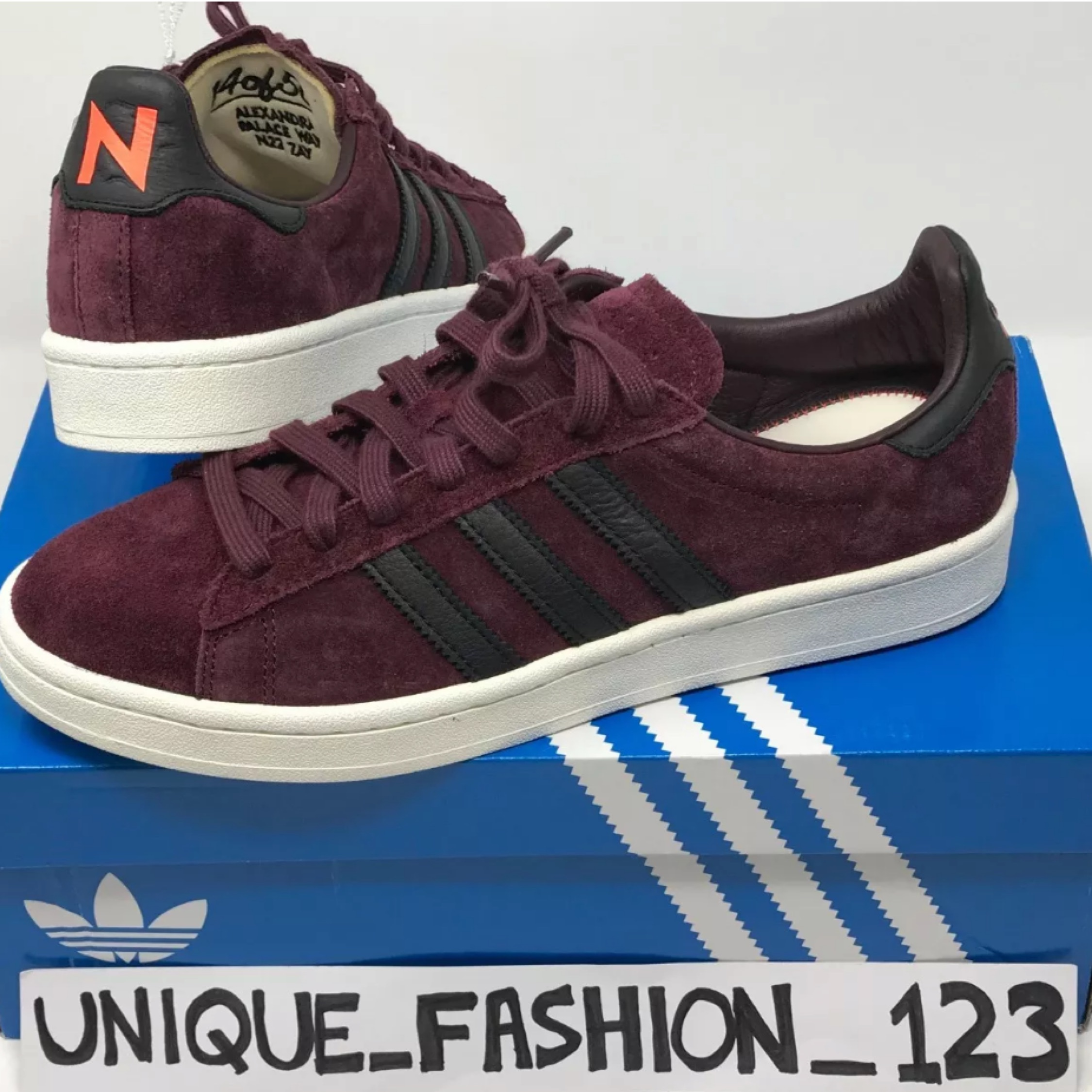 cera comienzo pálido  Adidas Campus 80S London North