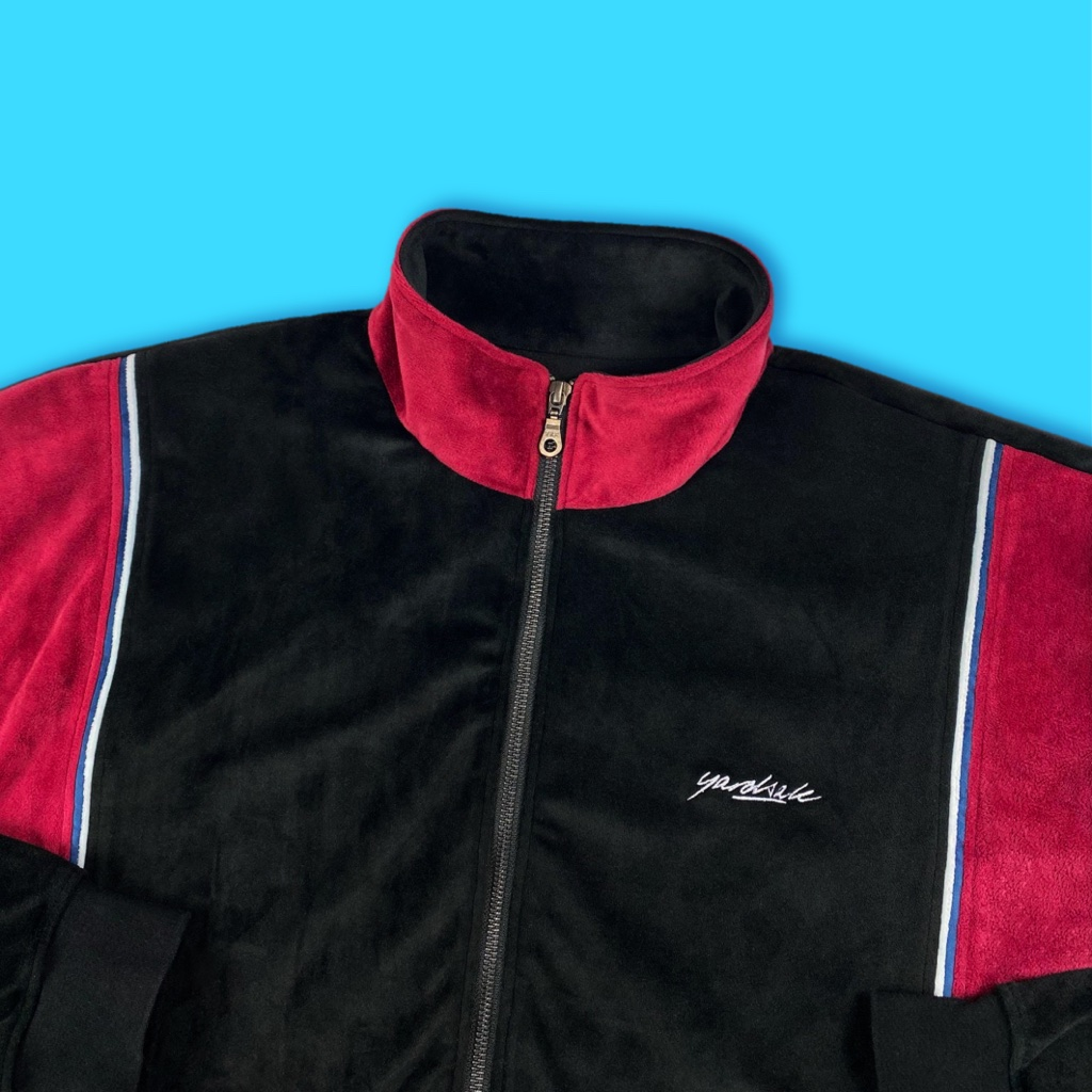 Yardsale Skateboards Velour Track Top