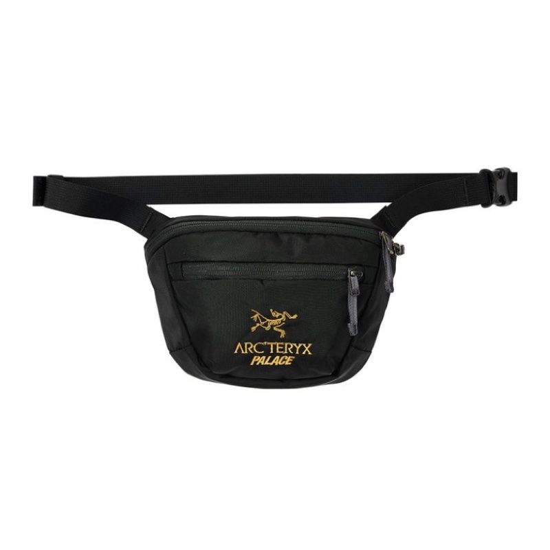Palace X Arc'teryx Mantis 1 Waistbag Black
