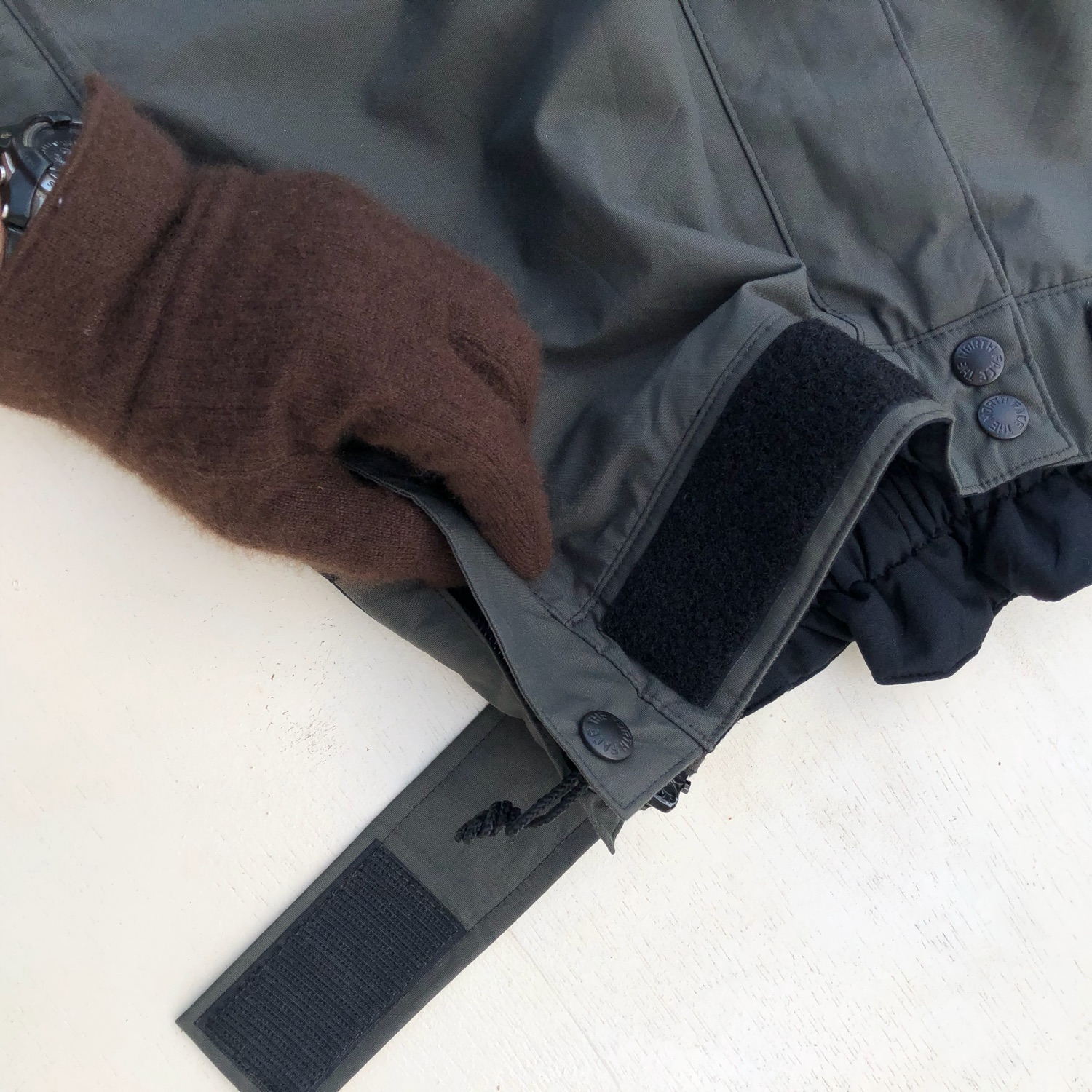 Vintage The North Face Goretex Outdoor Pants