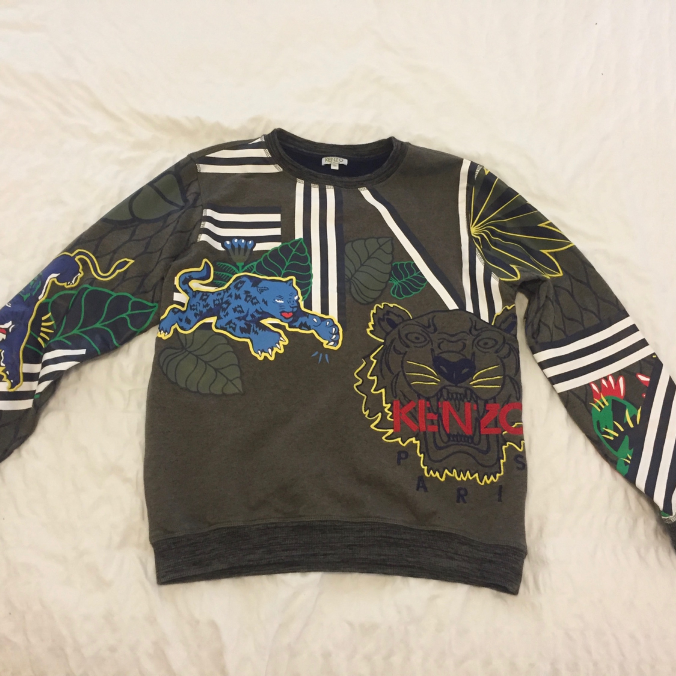 *Want Sold* Kenzo Tracksuit Jungle