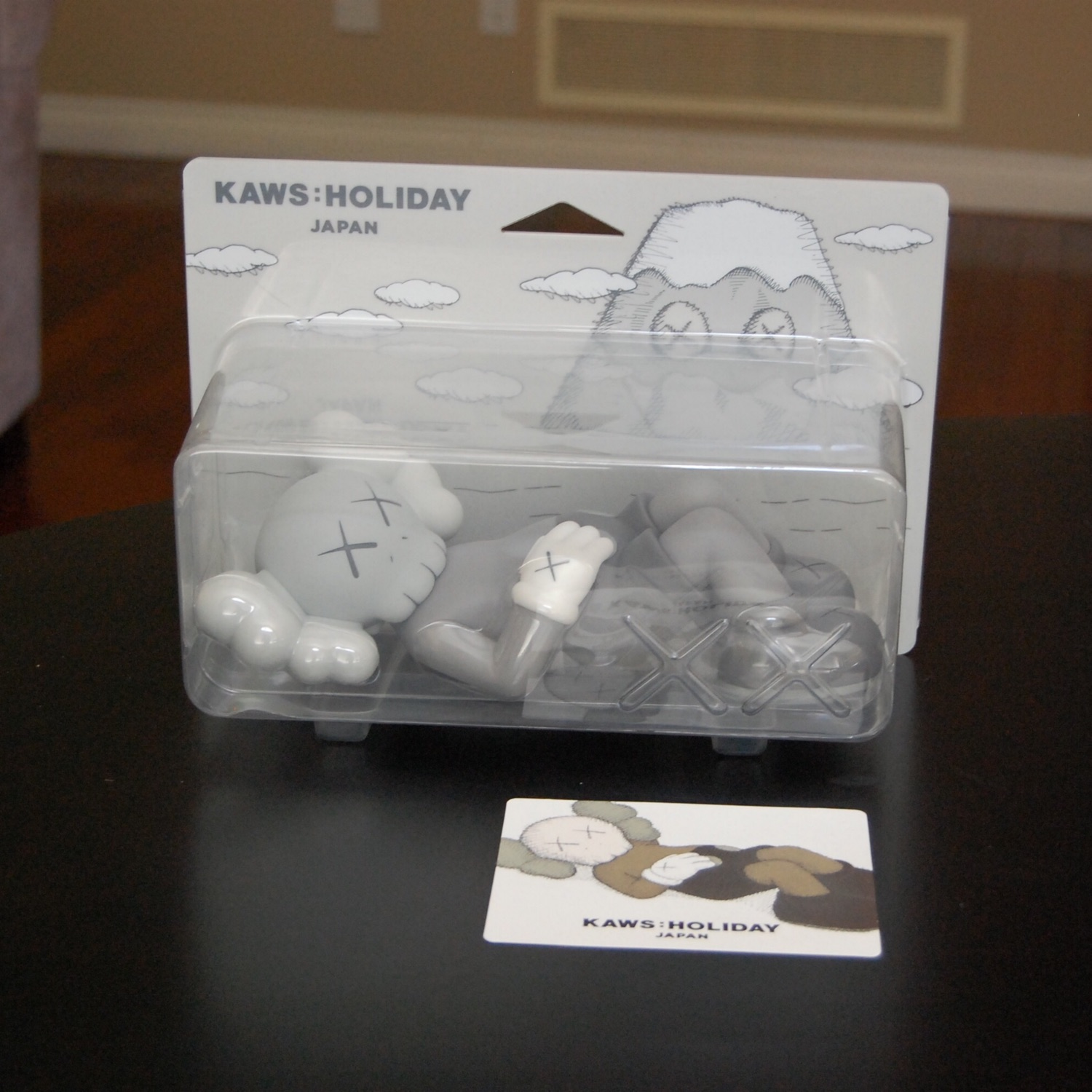 Kaws Holiday Vinyl Figure Japan Exclusive