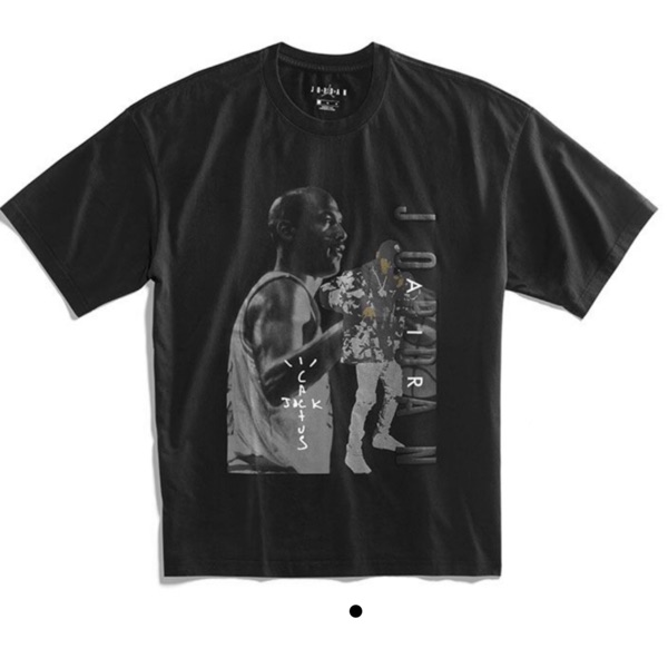 Nike X Travis Scott Tee Size M - Brand New