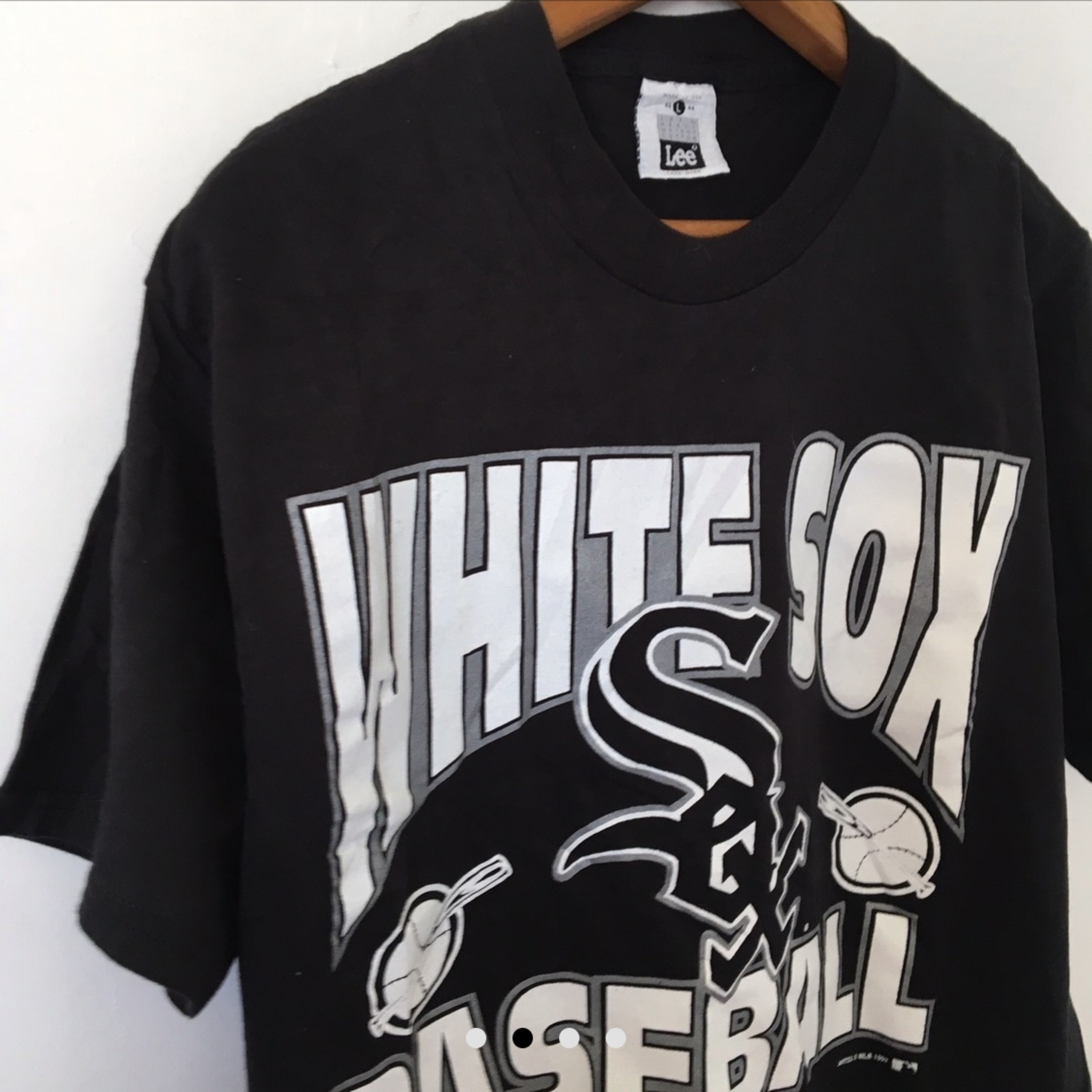 outlet store 3183b a0ffd Vintage 1992 Chicago White Sox Baseball T-Shirt