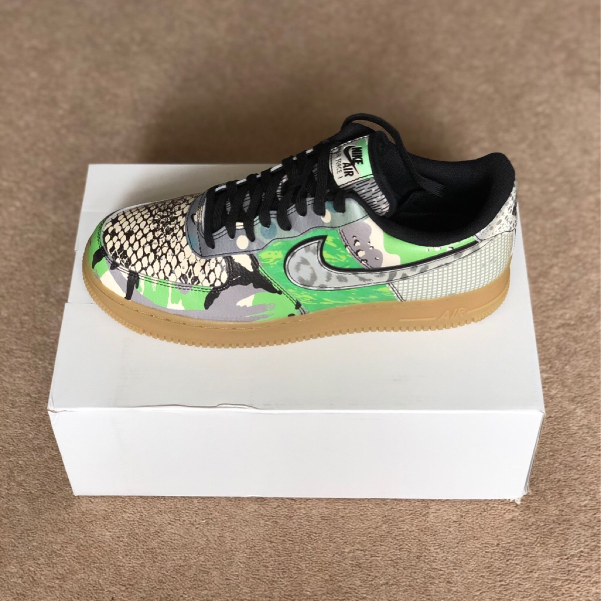 Nike Air Force 1 city of dreams Size US 11.5