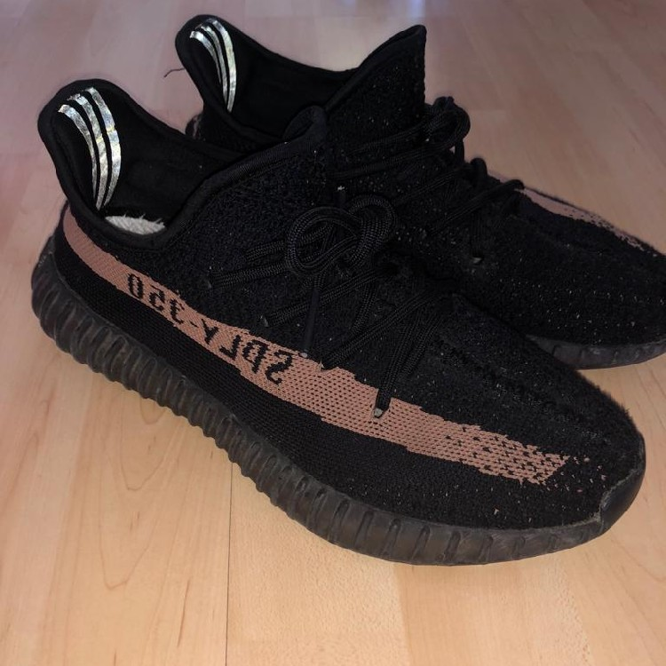 online store 431e3 befc7 Adidas Yeezy Boost 350 V2 Core Black Copper