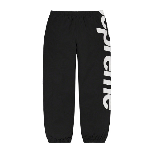 Supreme Spellout Track Pant Black