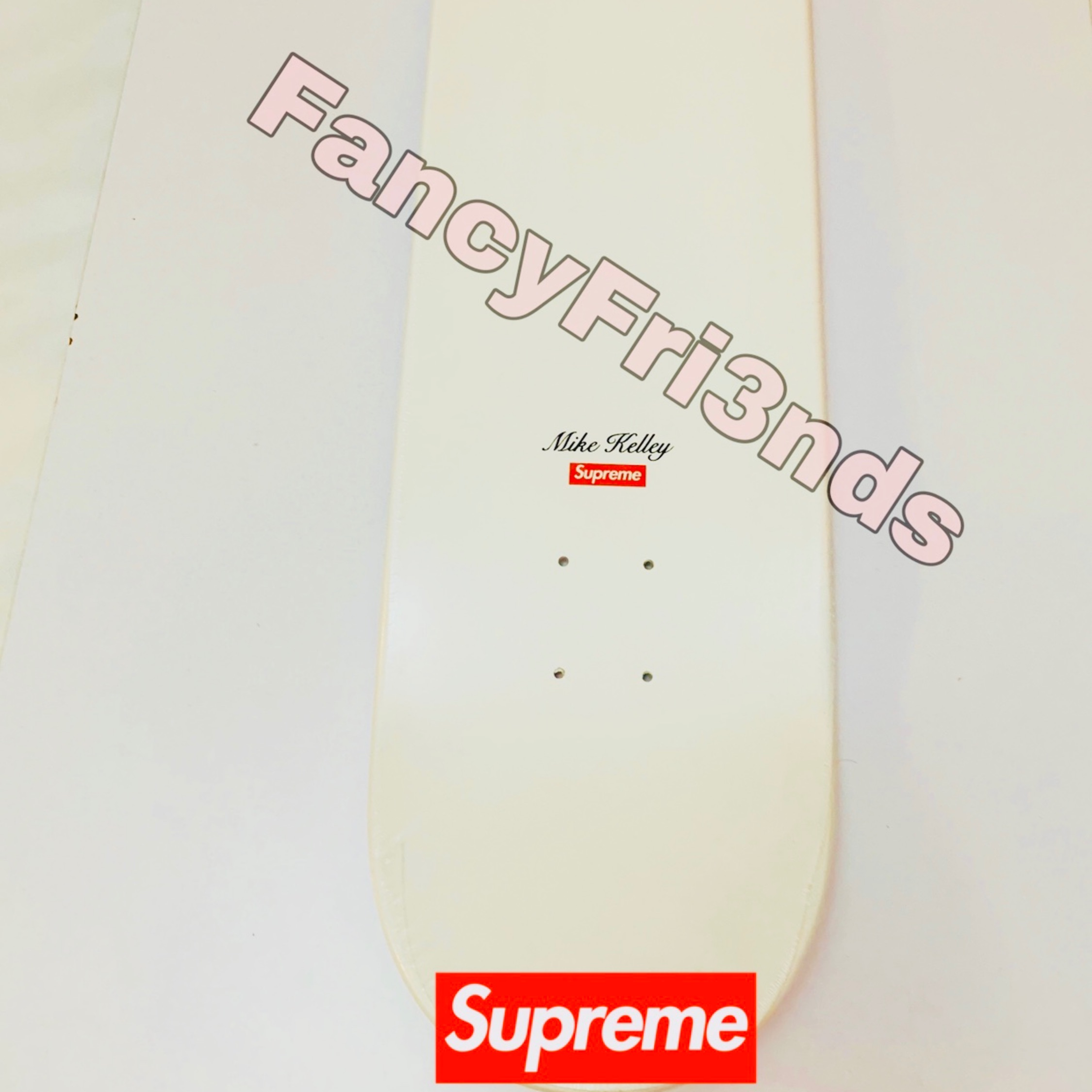 Supreme Mike Kelley Ahhyouth! Skateboard Deck #4