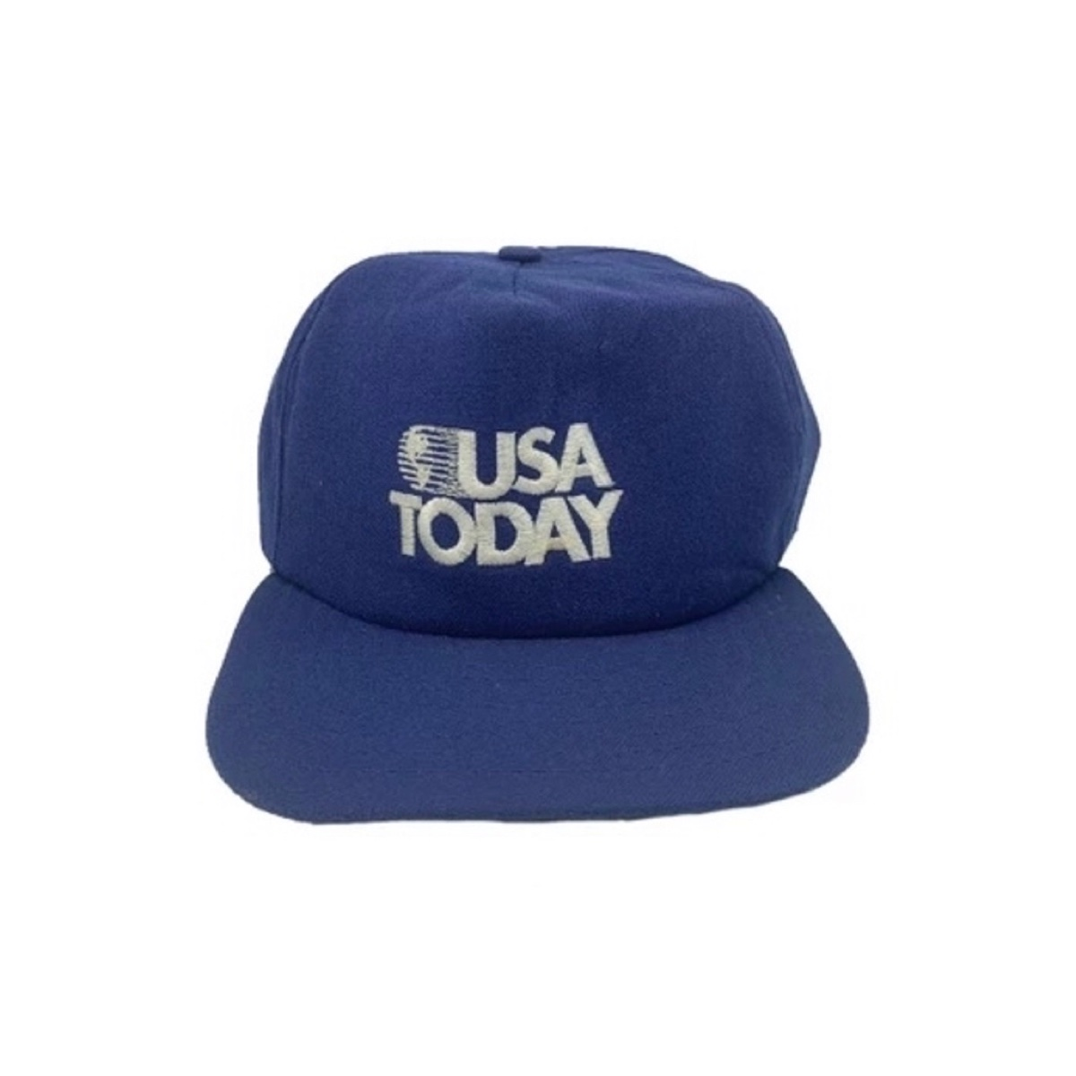 Vintage 80s USA Today New Era Snapback