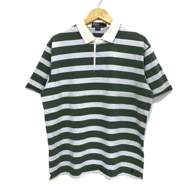 Polo Ralph Lauren Striped Rugby Pony Tee Shirt