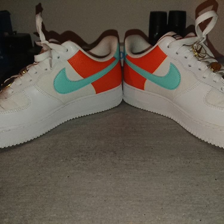 Nike Air Force 1 Miami Dolphins