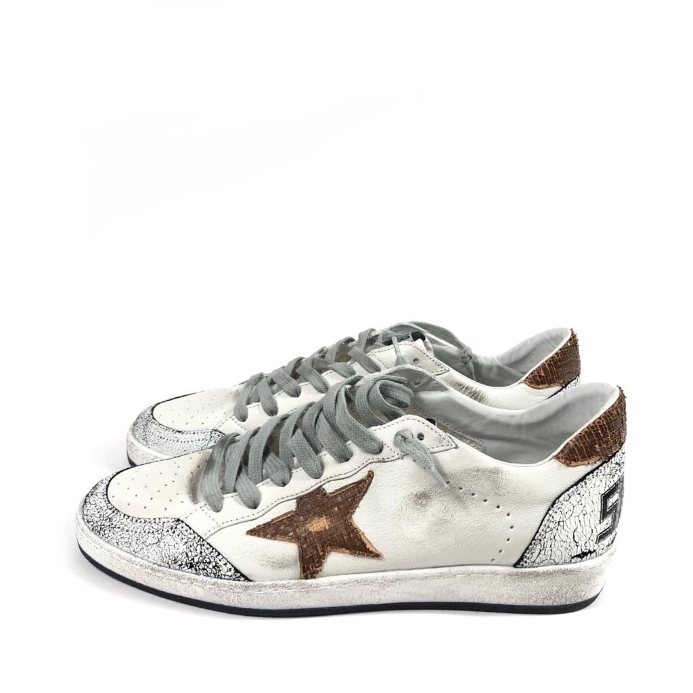 Golden Goose Trainers Size 43 Fits 44
