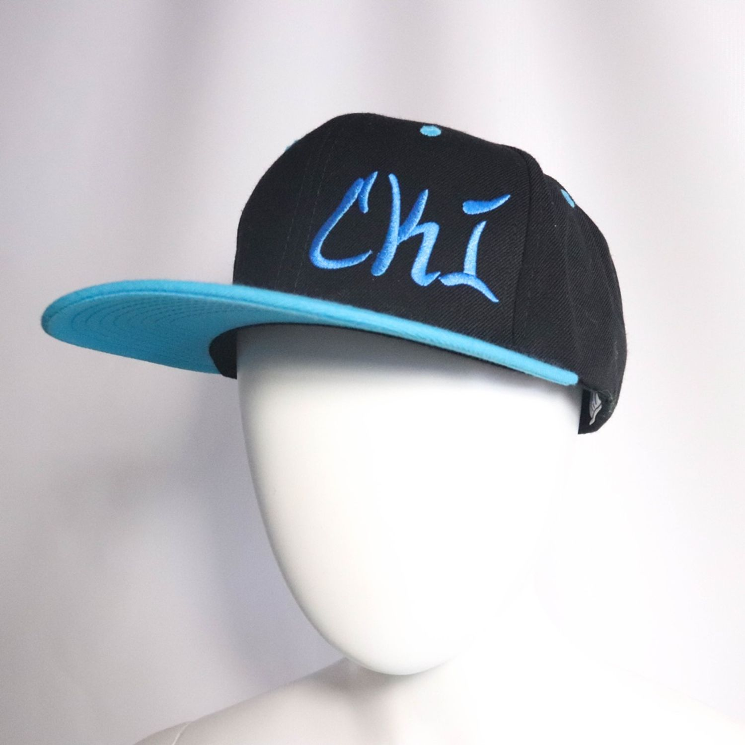 Black Blue Embroidered Chi Yoga Snapback Baseball Hat Cap One Size Fits Most We do this with marketing and advertising partners (who may have their own information they've collected). black blue embroidered chi yoga snapback baseball hat cap one size fits most