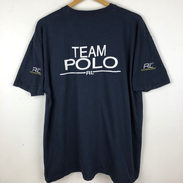 Team Polo Ralph Lauren T-Shirt Rl