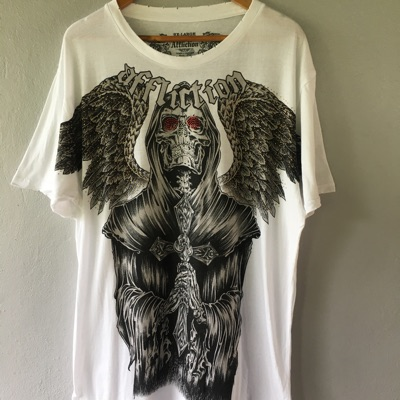 Affliction Shirt Band Tees