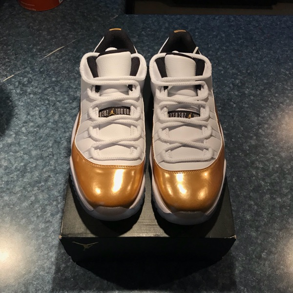 Jordan 11 Low Closing Ceremony