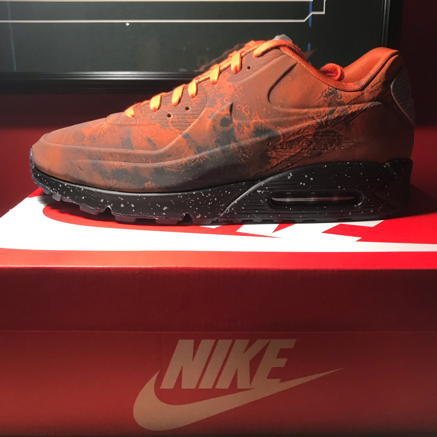 outlet store cc06f fd845 Nike Air Max 90 Mars Landing Size 13 Brand New