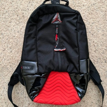 Jordan 11 Bred Backpack