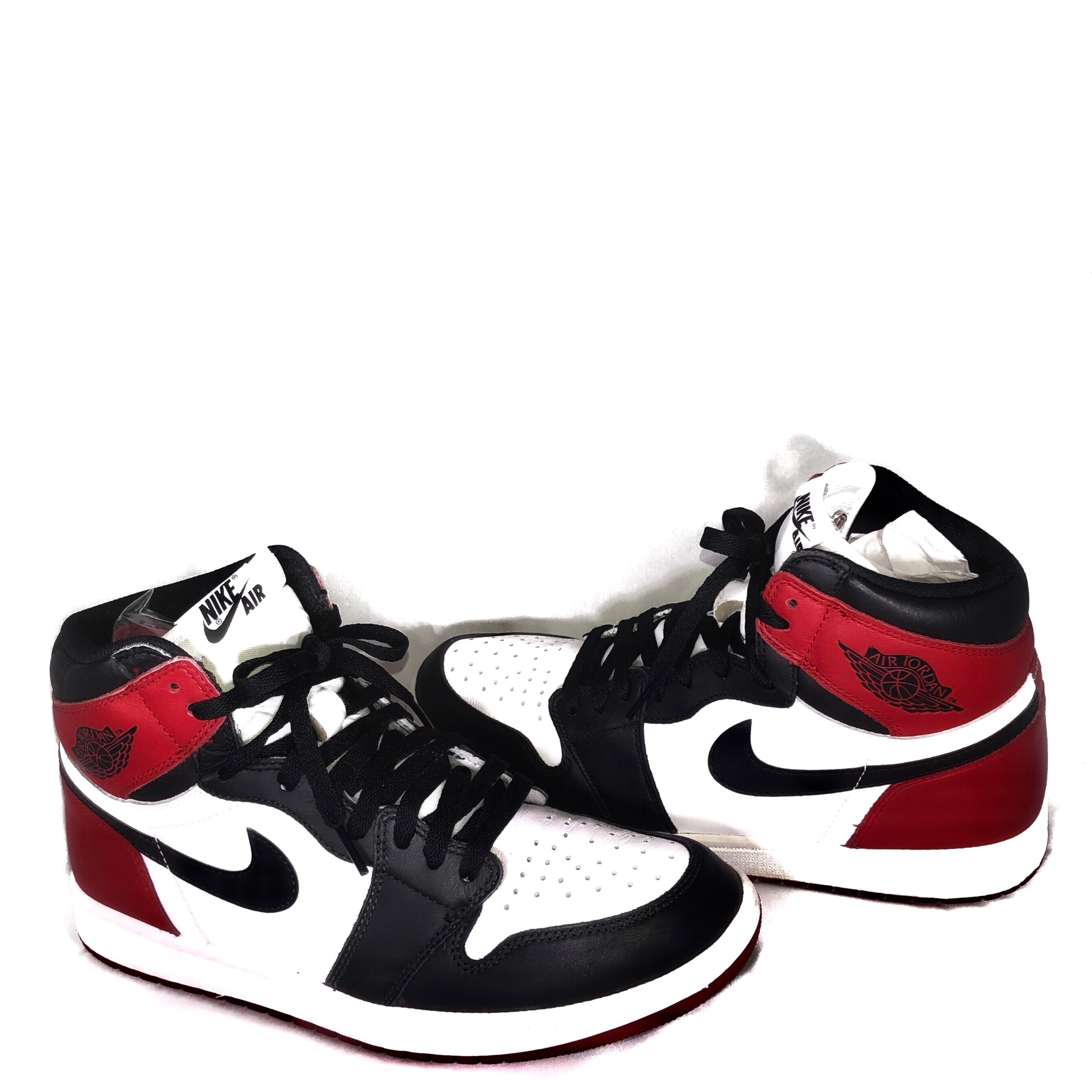 1 'black High Jordan Air Og Retro 2016 Toe' kiOZPXTwu