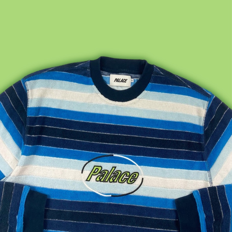 Palace Terry Top Crewneck
