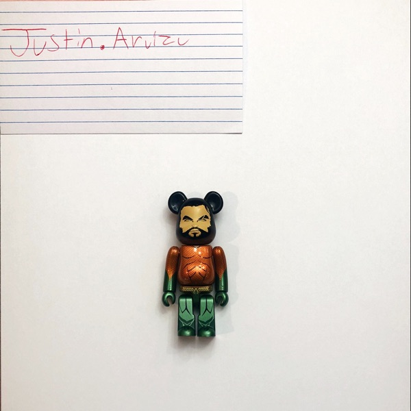 Bearbrick Series 37 Aqua Man