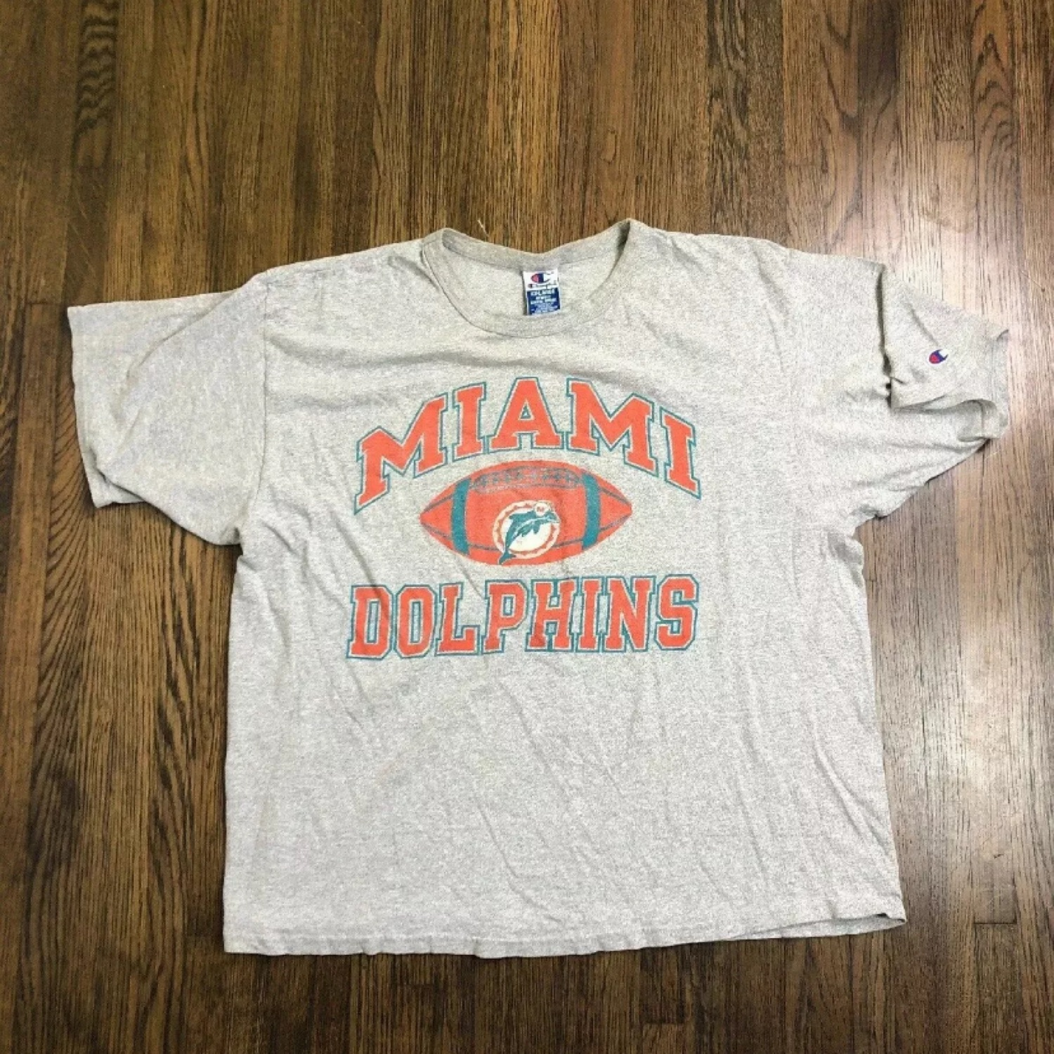 buy online 55c62 f1391 Vintage Miami Dolphins Shirt