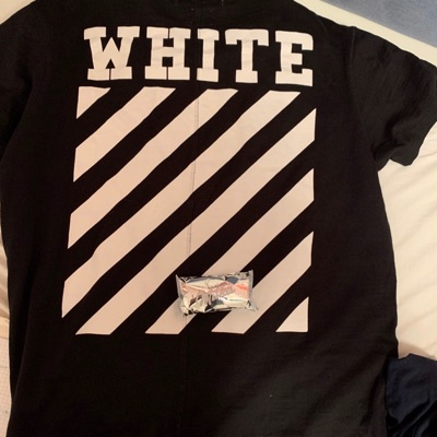 Off White T Shirt (Limited)